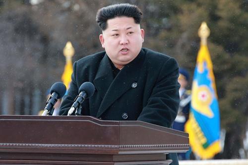 Lãnh đạo Triều Tiên Kim Jong-un. Ảnh: Twitter