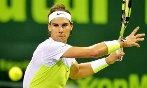 Nadal giành chiến thắng nhọc nhằn trước đàn em Carreno. Ảnh: STR