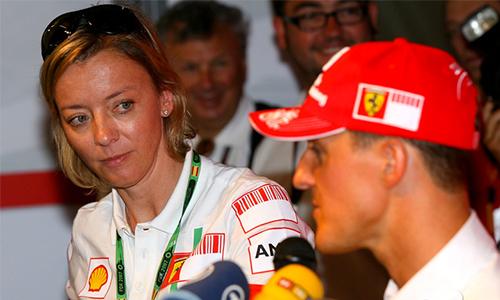 Bà Kehm là người thân tín với Schumacher và gia đình anh.