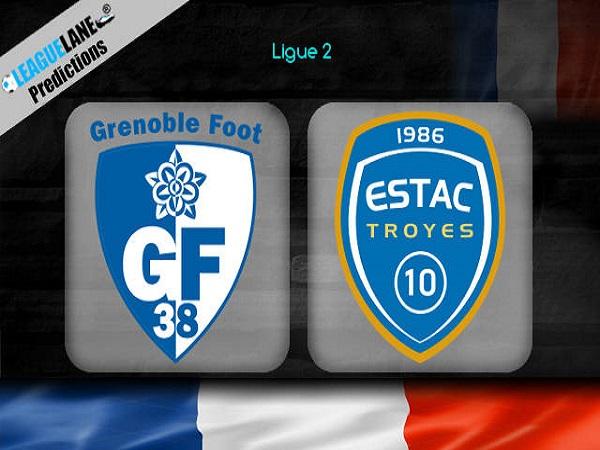 Soi kèo Troyes vs Grenoble, 2h00 ngày 30/03
