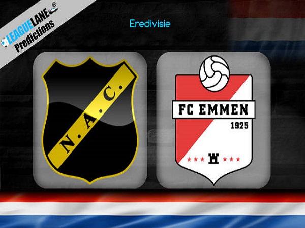Nhận định NAC Breda vs Emmen, 1h00 ngày 13/04