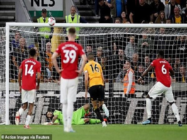 Paul Pogba bị chê vì sút hỏng Penalty