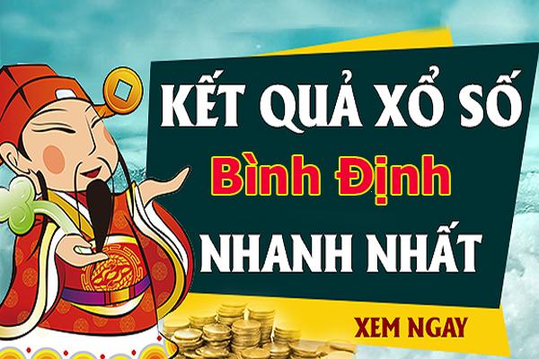 Soi cầu dự đoán XS Bình Định Vip ngày 22/08/2019