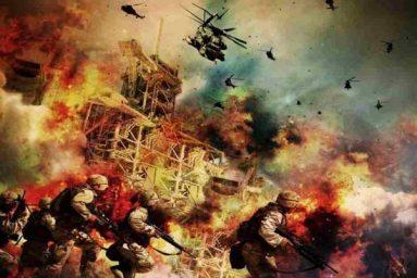 Nằm mơ thấy chiến tranh là điềm báo gì, đánh con đề nào?