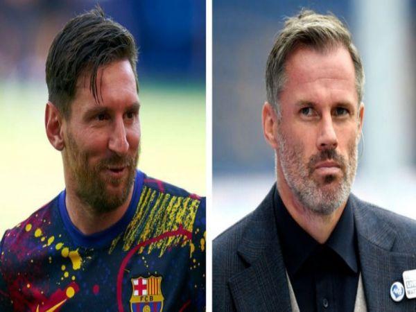 Tin boóng đá chiều 29/8: Huyền thoại Liverpool cảnh báo báo Messi
