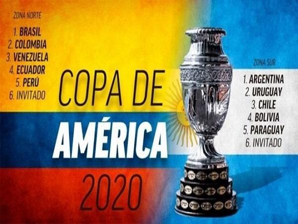 Copa America tổ chức mấy năm một lần?
