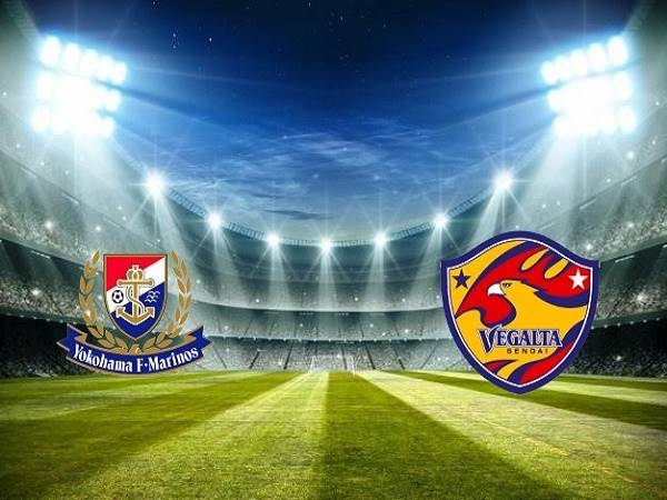 Nhận định Yokohama Marinos vs Vegalta Sendai, 17h30 ngày 23/09