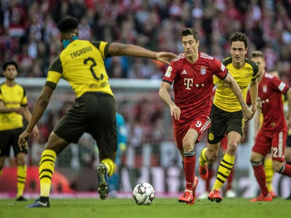 Soi kèo bóng đá Bayern vs Dortmund, 01h30 ngày 1/10 - Siêu cúp Đức