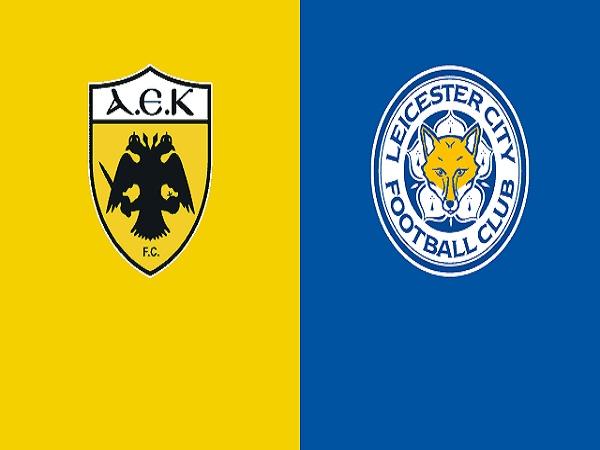 Soi kèo AEK Athens vs Leicester, 0h55 ngày 30/10, Cúp C2