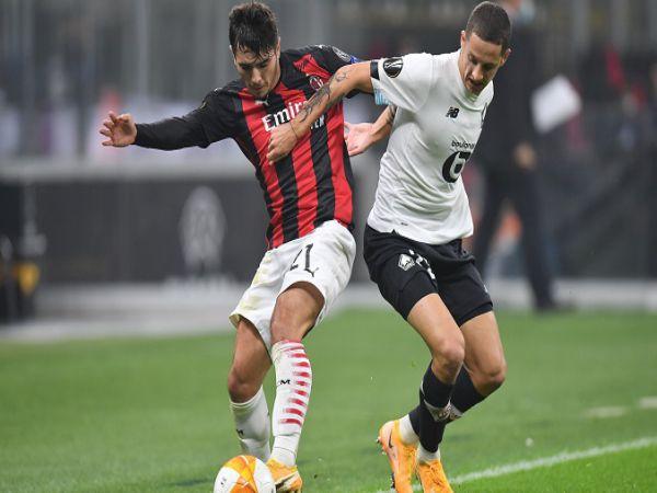 Soi kèo Lille vs Milan, 00h55 ngày 27/11 - Cup C2 Châu Âu