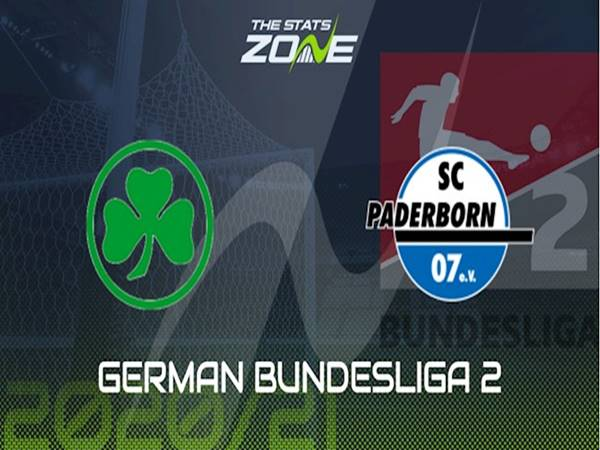 Soi kèo Greuther Furth vs Paderborn, 00h30 ngày 16/1