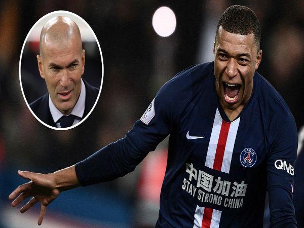 Tin bóng đá trưa 27/1: Mbappe cảnh báo Real Madrid, phải giữ Zidane