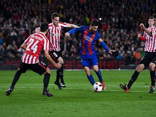 Nhận định tỷ lệ Barcelona vs Athletic Bilbao (2h30 ngày 18/4)
