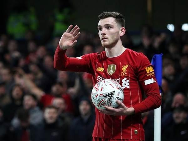 Tiểu sử Andrew Robertson - Hậu vệ cánh trái của Liverpool