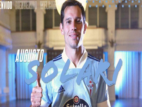 Tiểu sử Augusto Solari – Thông tin và sự nghiệp cầu thủ Augusto Solari