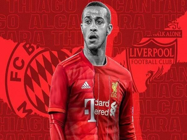 Tiểu sử Thiago Alcantara - Tiền vệ tuyến giữa đội bóng Liverpool