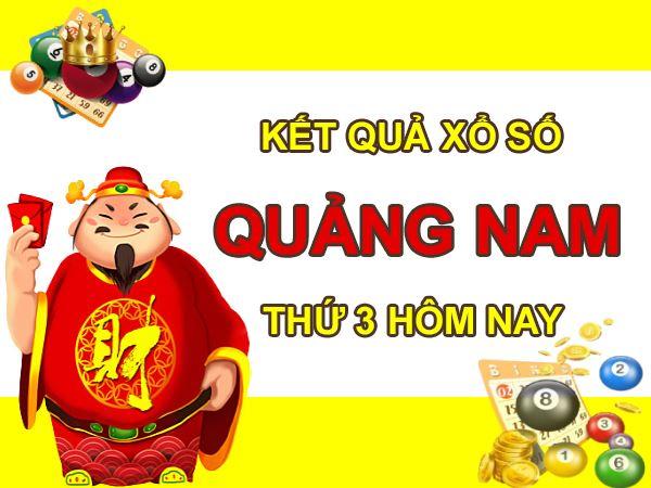 Dự đoán XSQNM 4/5/2021 chốt lô số đẹp Quảng Nam thứ 3