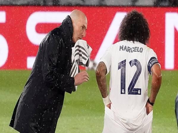 Tin bóng đá sáng 14/5: HLV Zidane phủ nhận mâu thuẫn với Marcelo