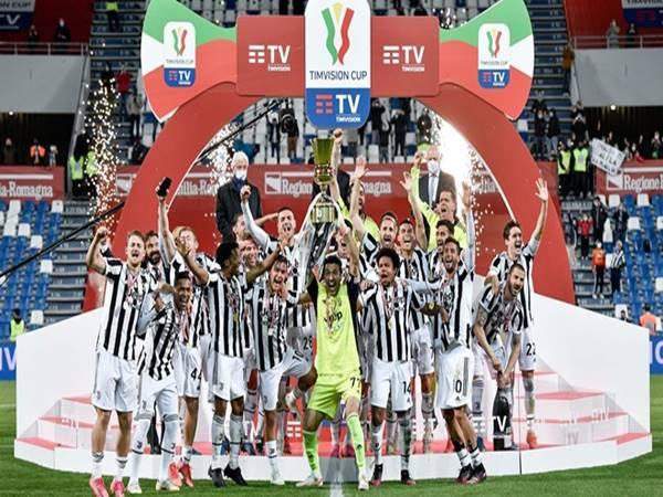 Tin bóng đá sáng 20/5: Juventus vô địch Coppa Italia