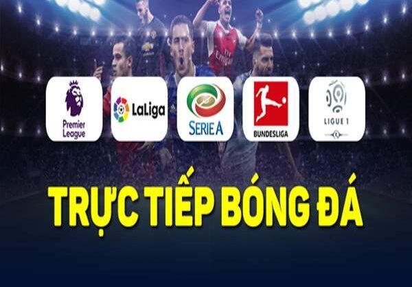 Trực tiếp bóng đá tiếng Việt
