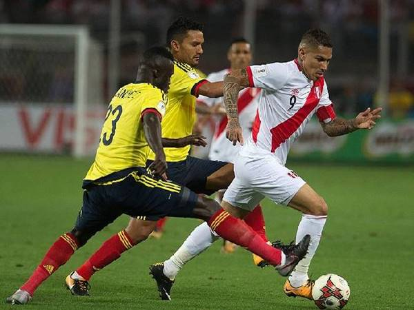 Soi kèo bóng đá giữa Colombia vs Peru, 7h ngày 21/6