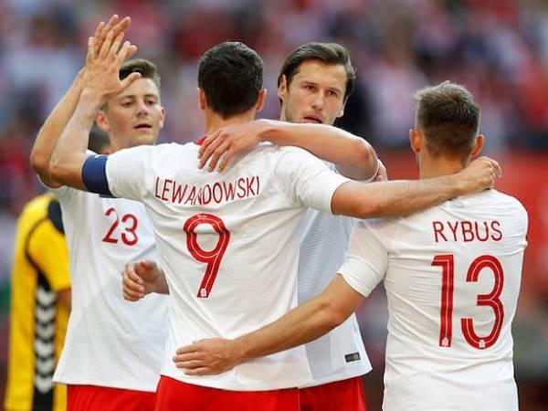 Soi kèo Ba Lan vs Nga – 01h45 02/06/2021 – Giao hữu ĐTQG