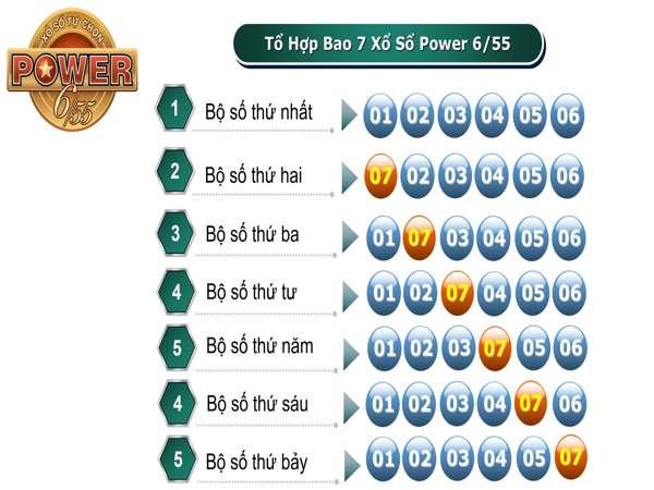 Cách chơi Bao 6/55
