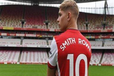 Tin thể thao 23/7: Arsenal gia hạn thành công với sao trẻ Smith Rowe