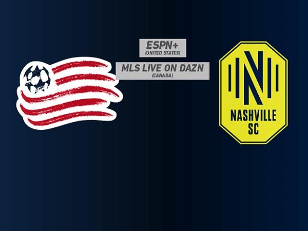Nhận định New England vs Nashville – 06h00 05/08, Nhà nghề Mỹ