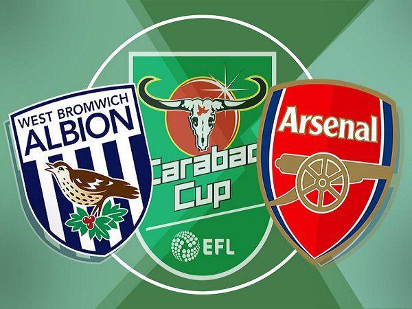 Nhận định West Brom vs Arsenal – 02h45 26/08, Cúp Liên đoàn Anh