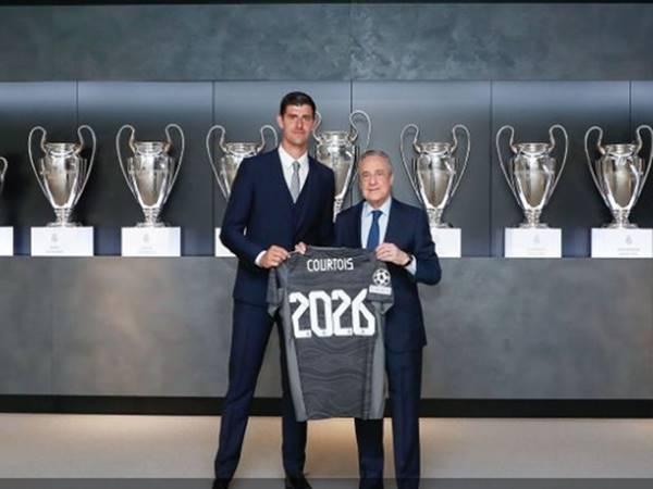 Tin thể thao 17/8: Real giữ chân thành công thủ môn Courtois