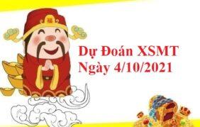 Dự Đoán XSMT 4/10/2021